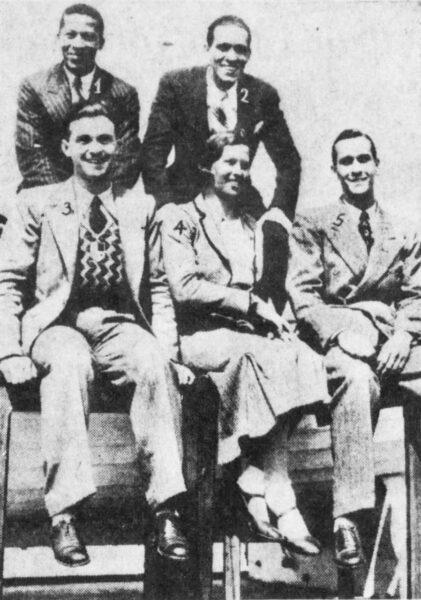 Five Brazilian Olympic stars