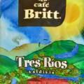 Café Britt's Costa Rican Tres Ríos Valdivia