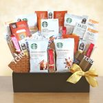Starbucks Coffee Grand Gift Box by California Delicious
