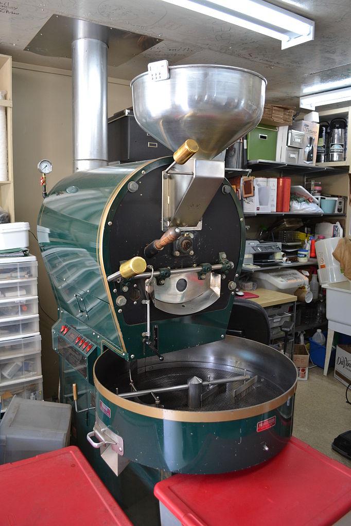 Coffee Roasts from Light to Dark