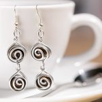 Madres Espresso Bean Earrings