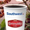Southwest Airlines Community Coffee